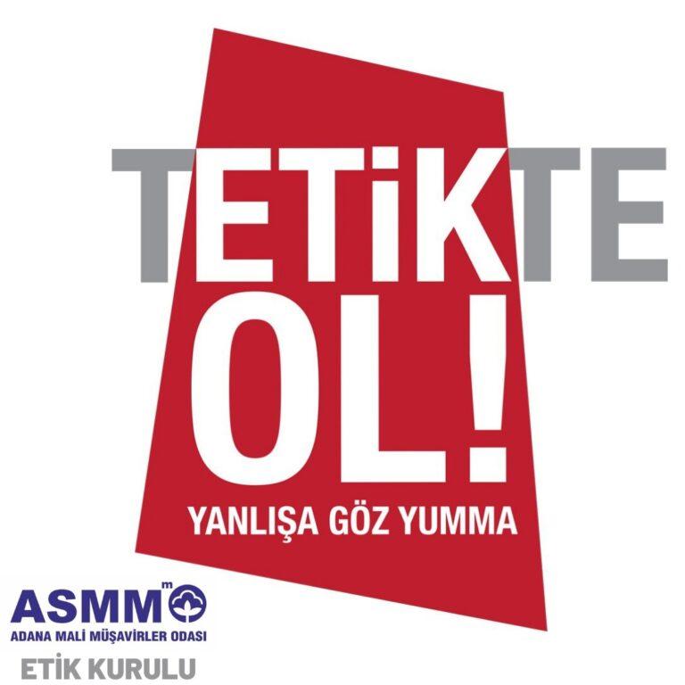 T_etik_te Ol!20 Ekim Dünya Etik Günü…